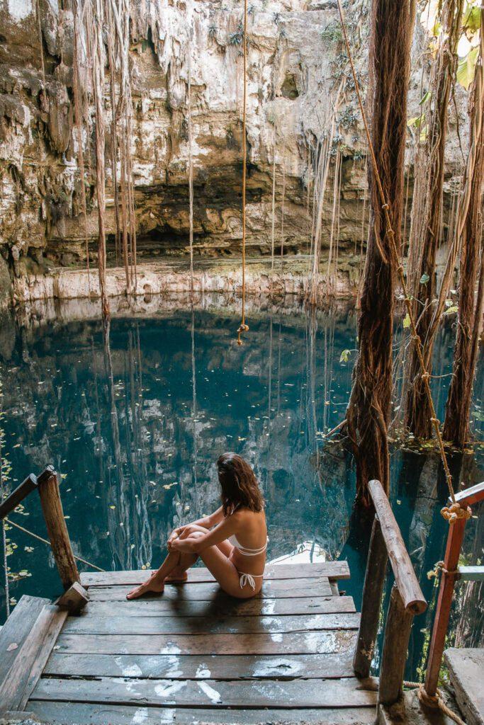 valladolid cenotes cenote oxman