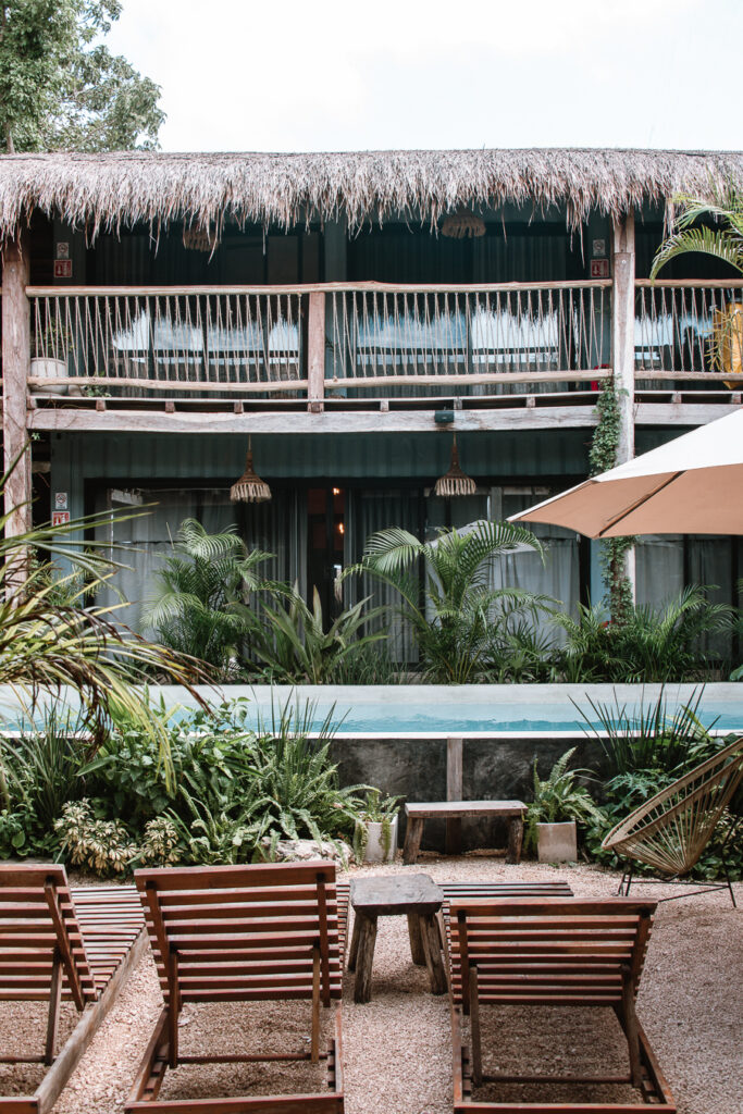 where to stay in Tulum the best hotels