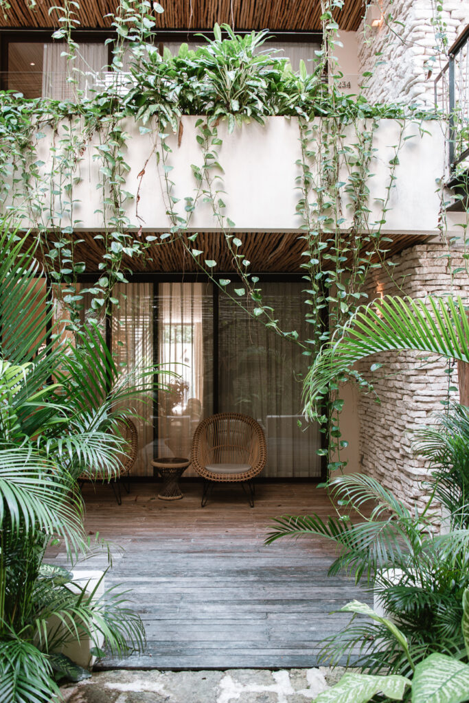 where to stay in Tulum Copal Hotel