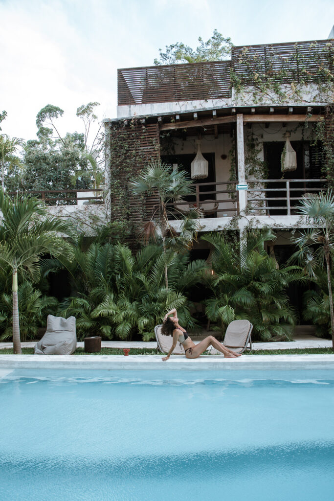 where to stay in Tulum Era Hotel and Spa