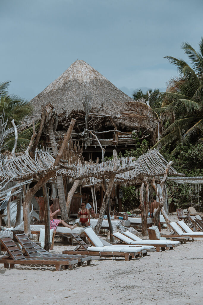 where to stay in Tulum Azulik