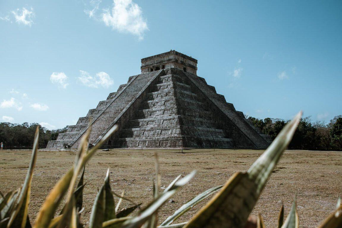 Piramide de Kukulkan, Chichen itza