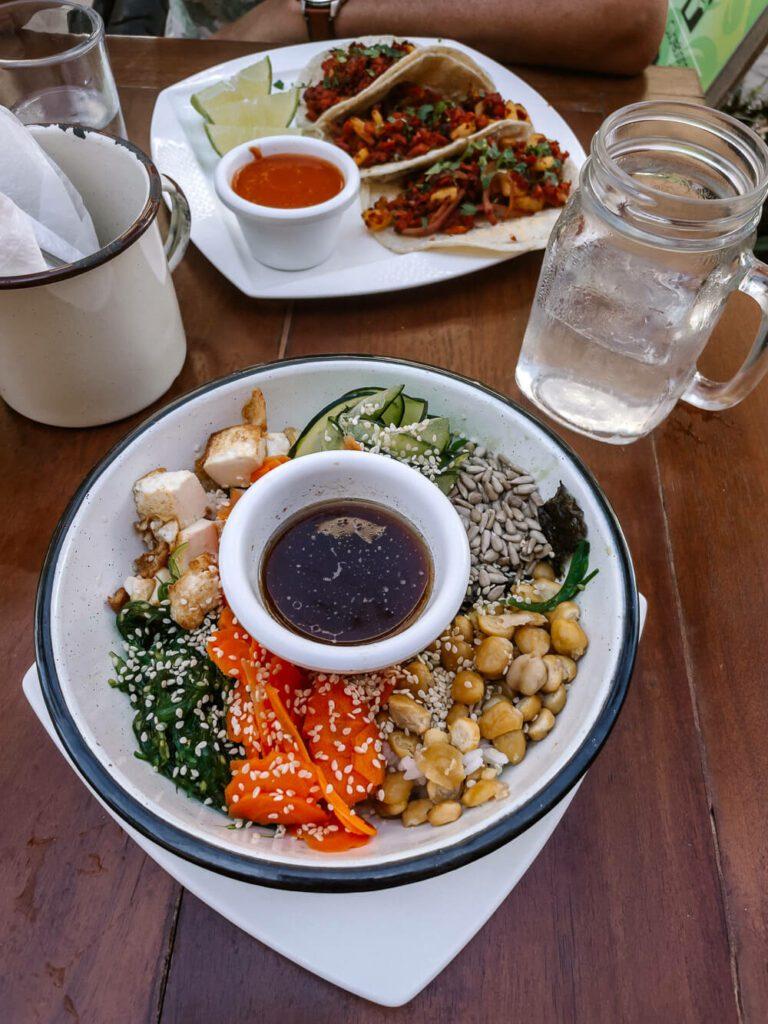 Bio- organicos vegan restaurant in Playa del Carmen
