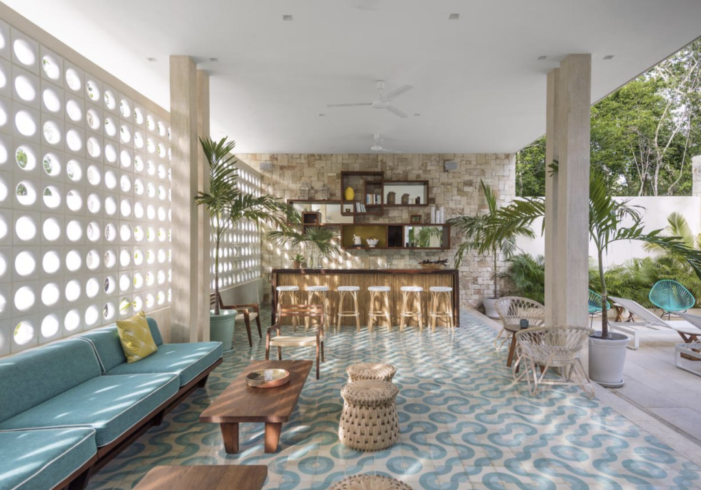 where to stay in Tulum HOtel Tiki tiki