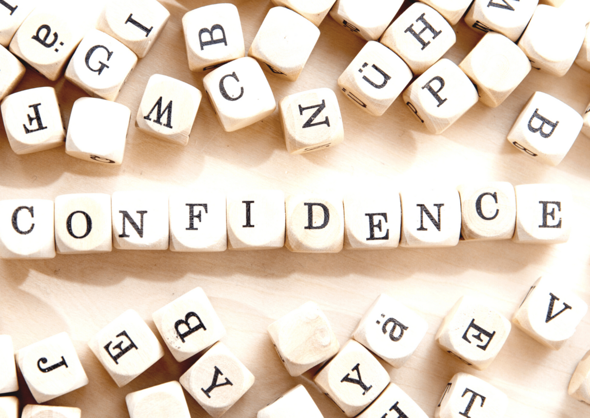The Benefits of Self Confidence, cover