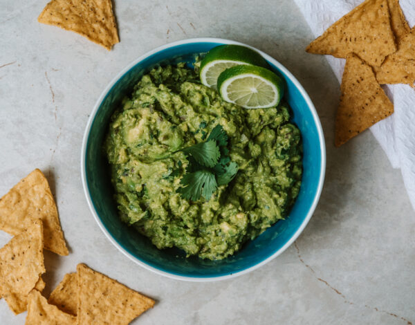 the perfect vegan guacamole recipe