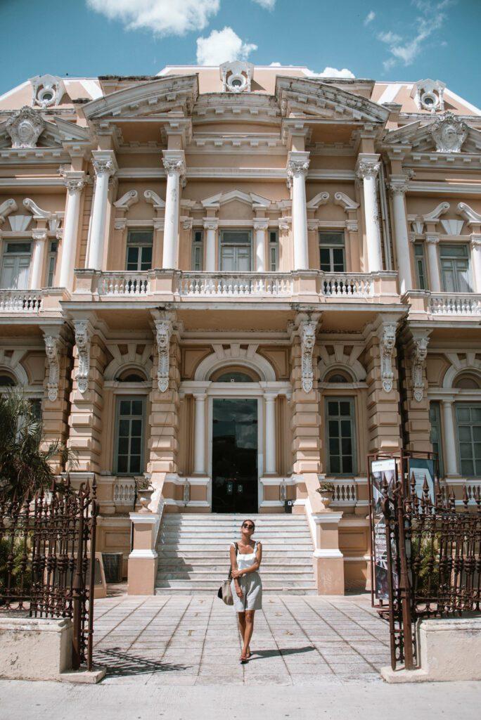 palacio Canton, best things to do in Merida Mexico
