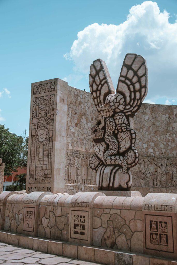 Monumento de la Patria, best things to do in Merida