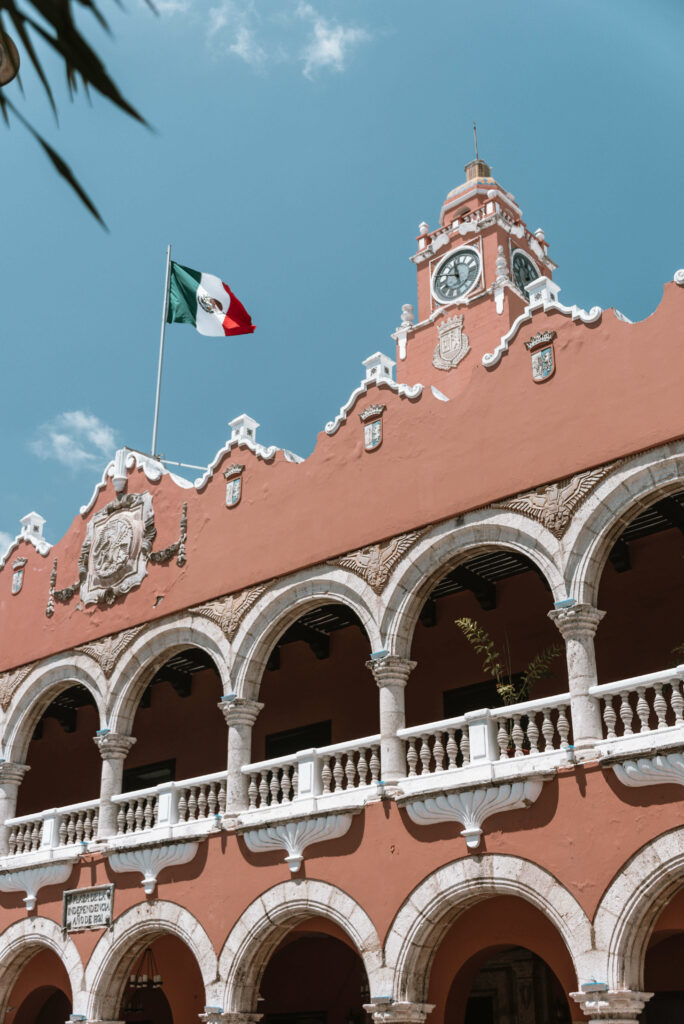 Town hall, Merida, best things to do
