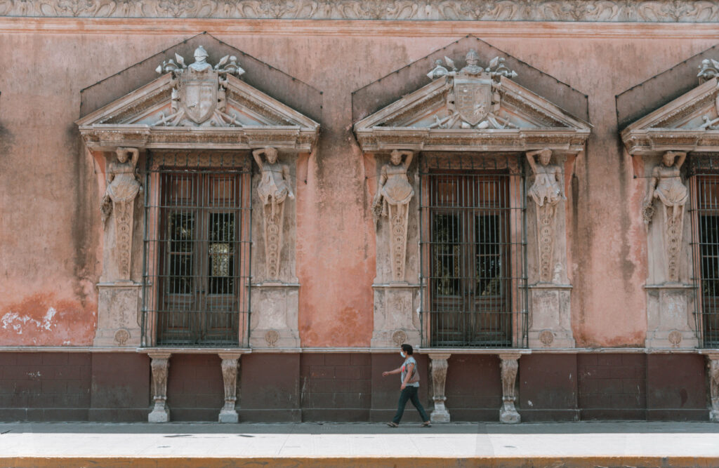 Museo Montejo Merida, Mexico best things to do