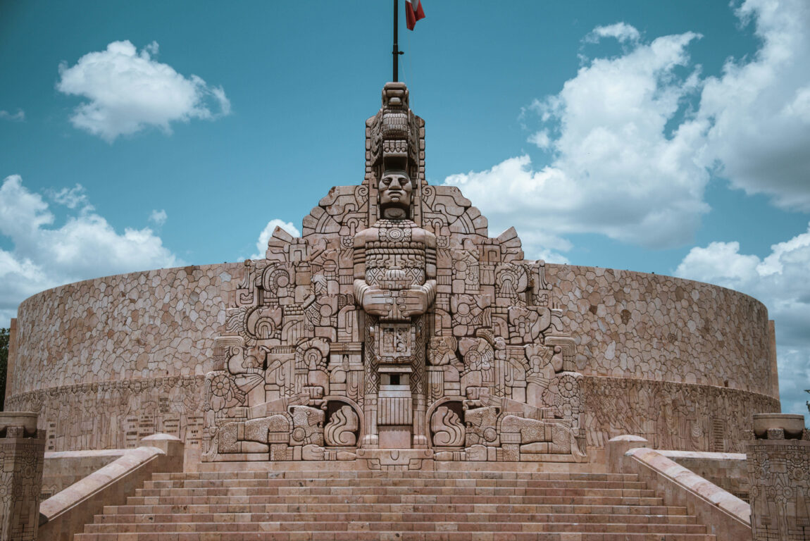 Monumento de la Patria, best things to do in Merida