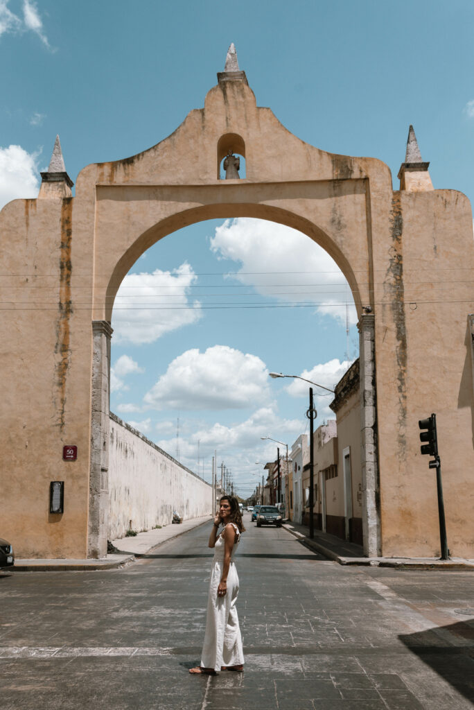 Arco en Merida