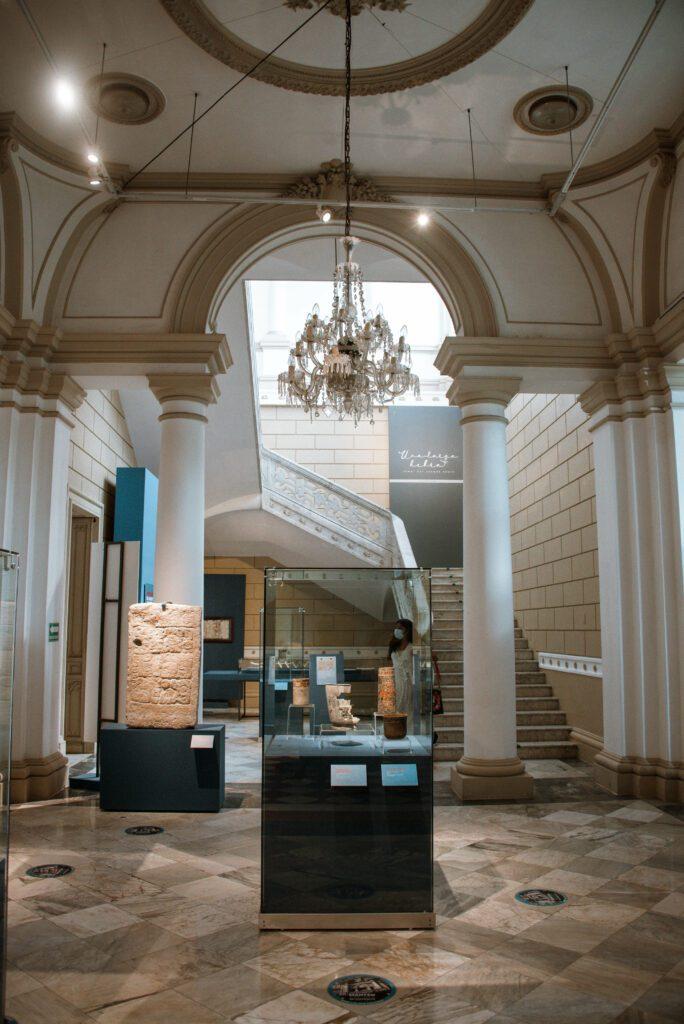 Anthropology Museum Merida, Mexico