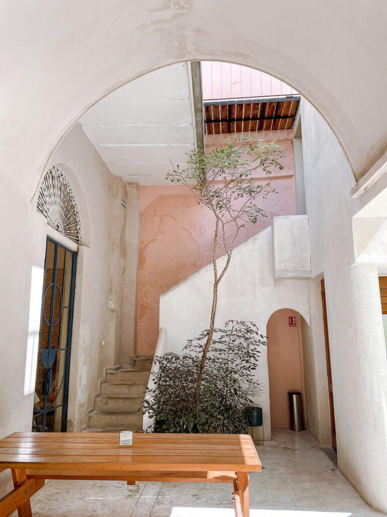 concept space in Merida, Mexico
