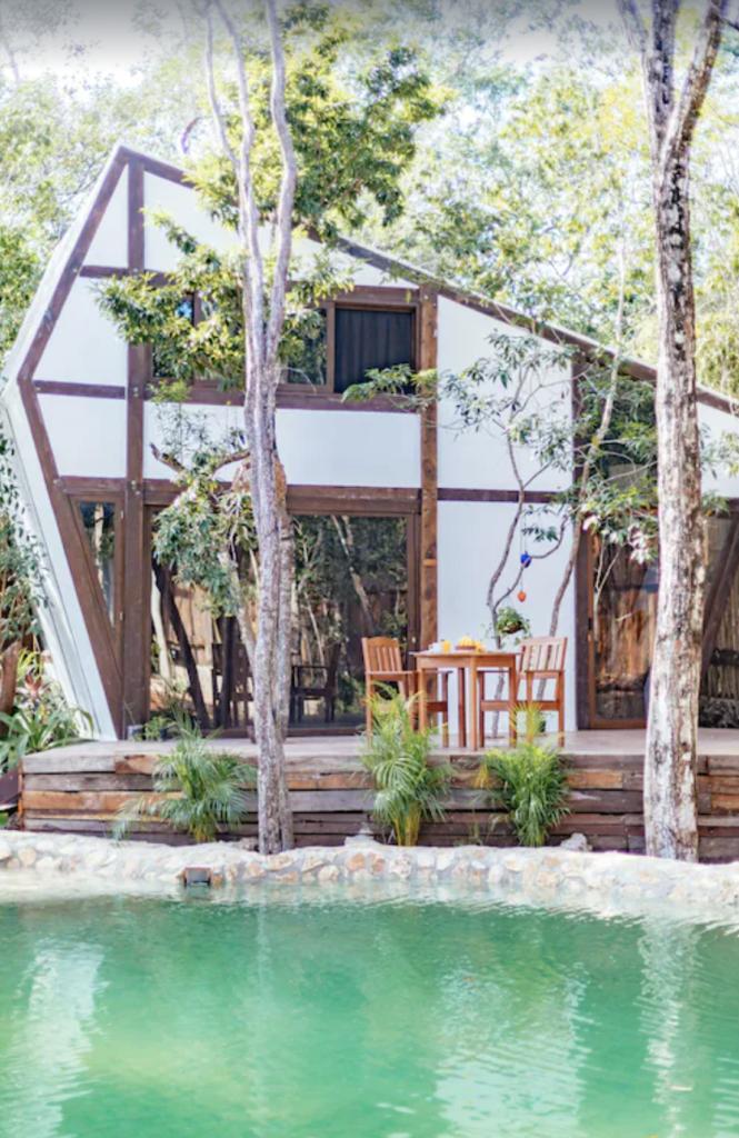 tulum vacation rental hut