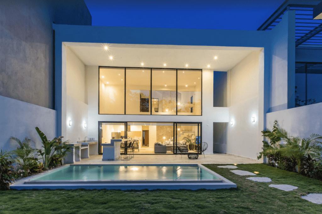 Luxury VRBO villa Tulum
