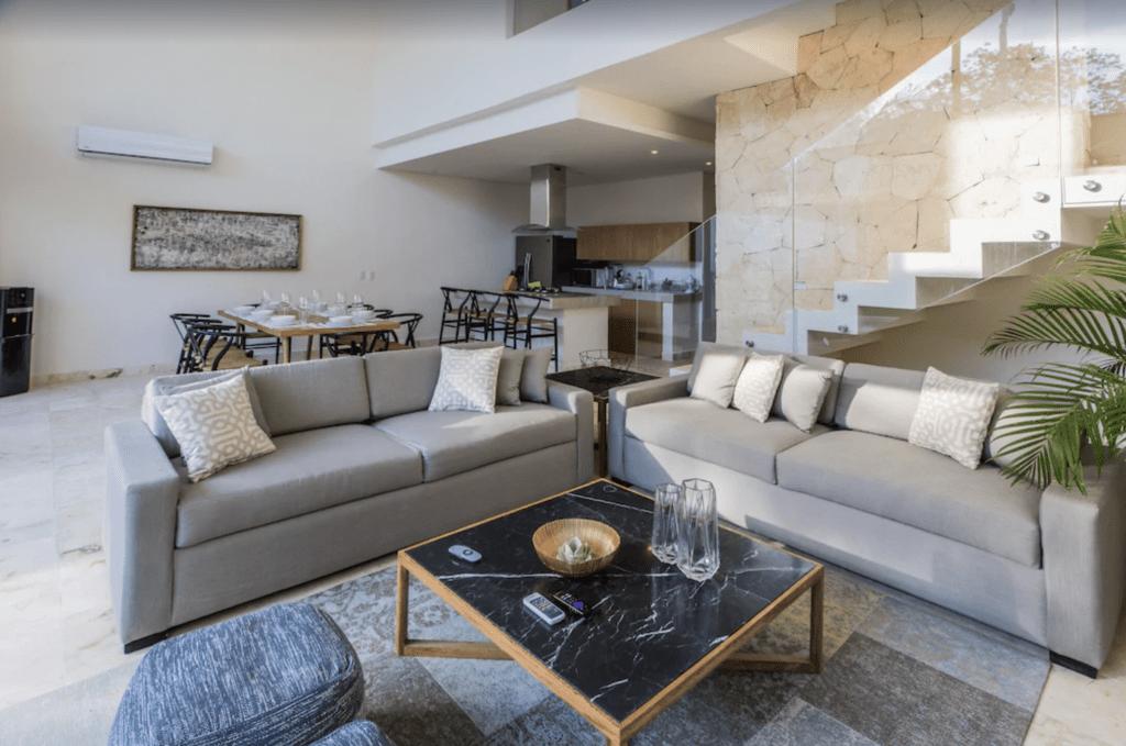 Tulum luxury family villa