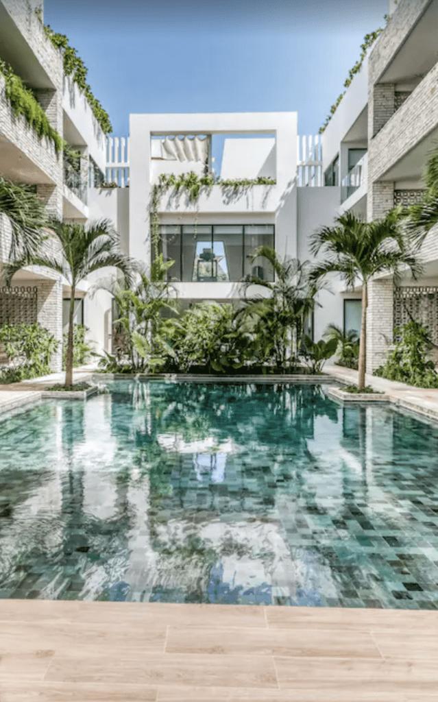Pool vacation rentals tulum