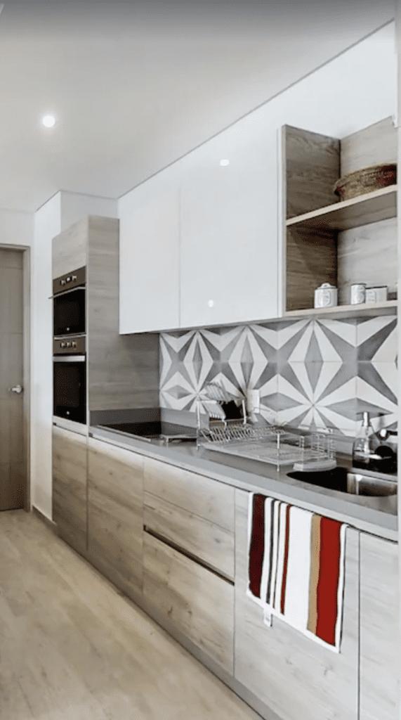 luxury kitchen in tulum
