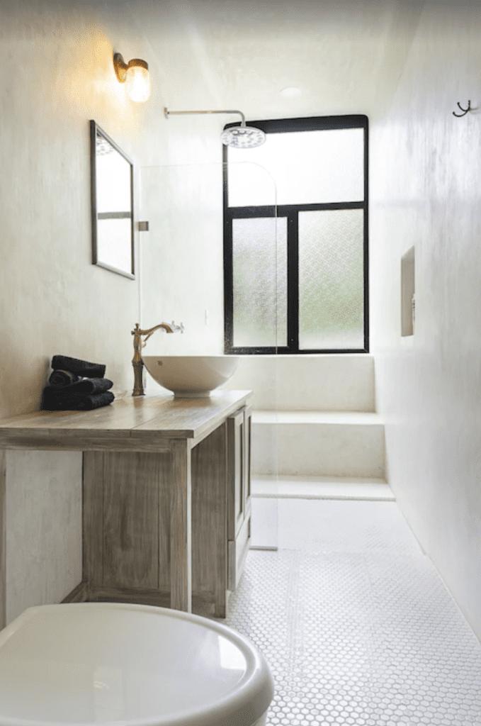 Tulum villa luxury bathroom