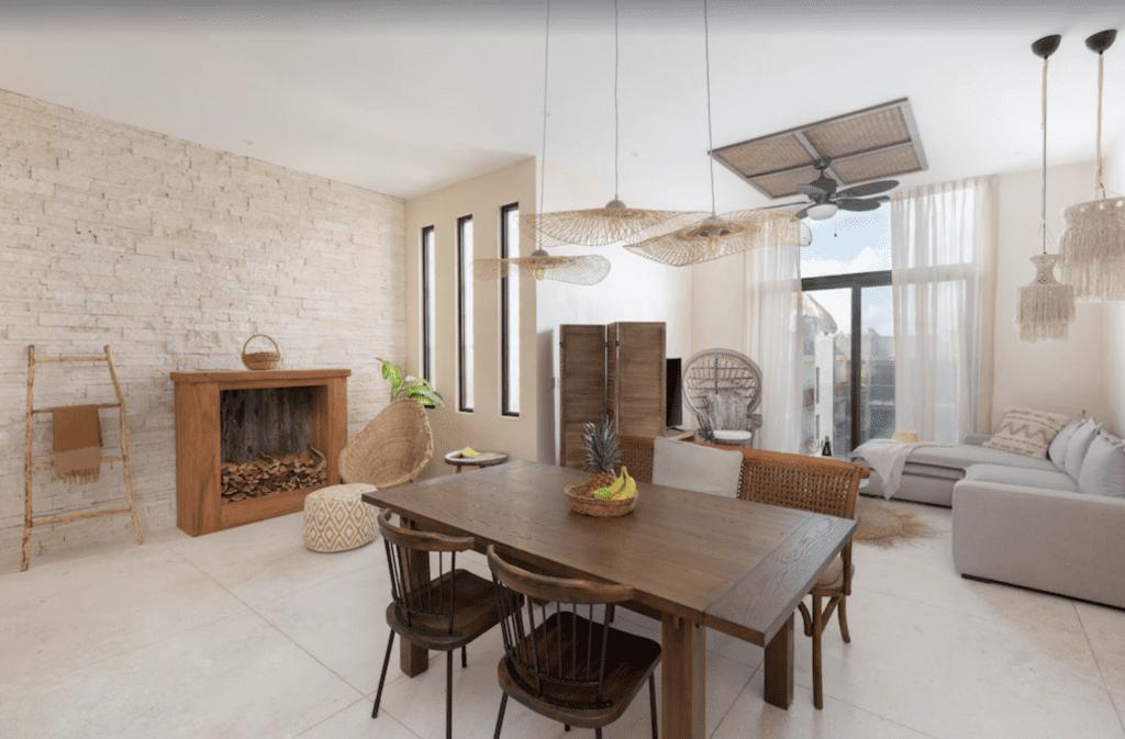 luxury tulum apartment rental