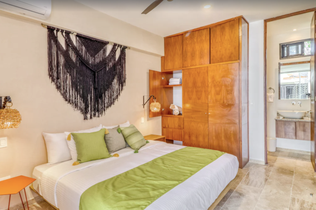 Modern penthouse apartment, Tulum Airbnbs and VRBO