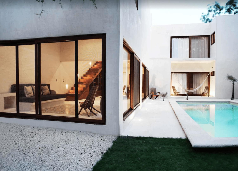 Minimal luxury tulum villa Tulum Airbnbs and VRBo rentals