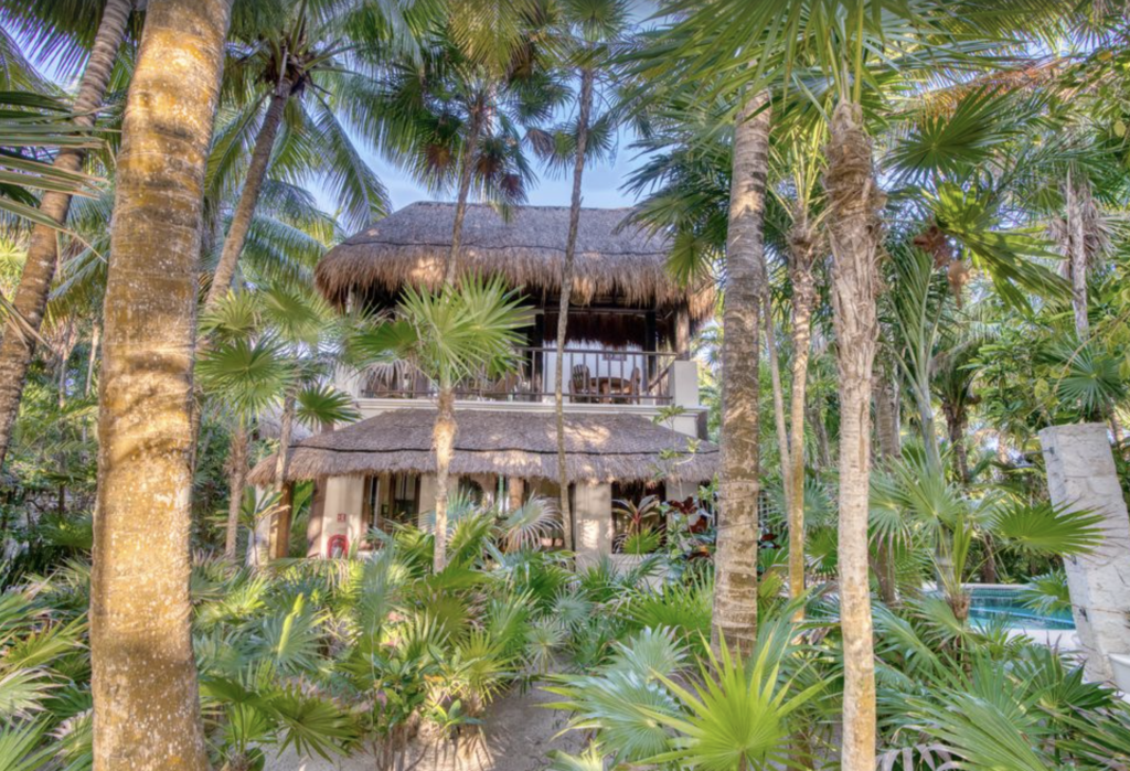 Tulum beachside vacation rental Tulum Airbnbs and VRBOS