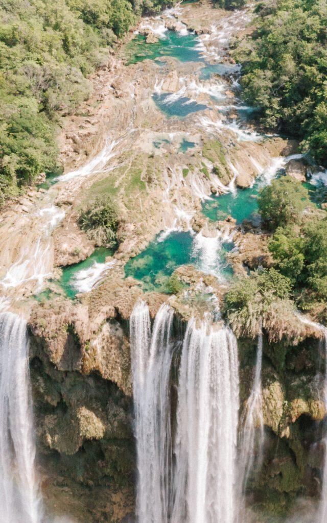 Tamul Waterfall San Luis Potosi