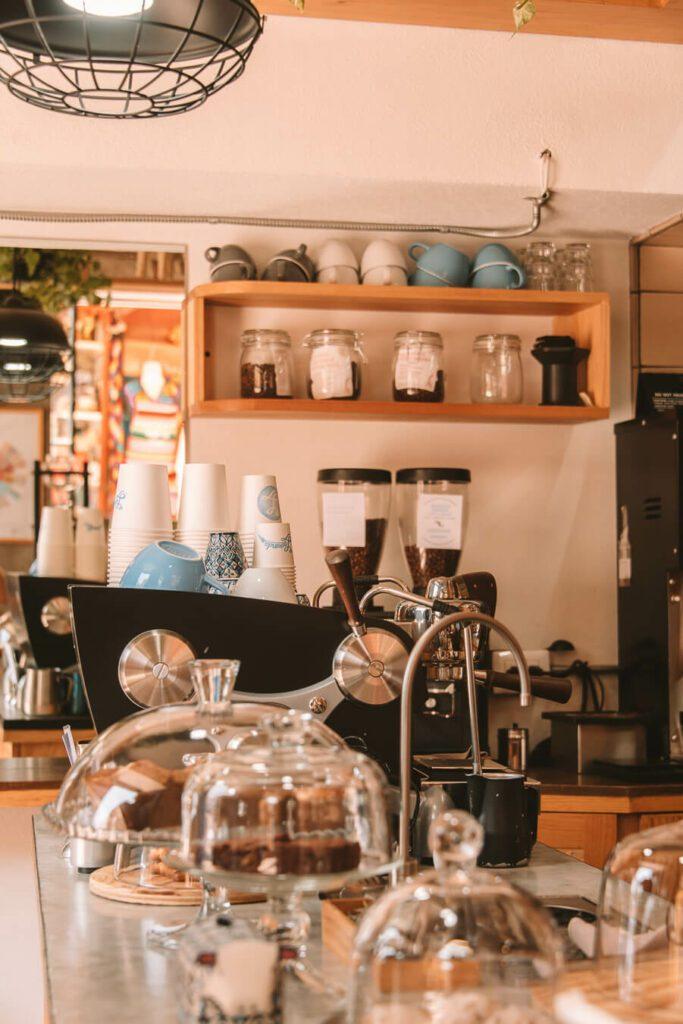 Lavanda Cafe in San Miguel de Allende