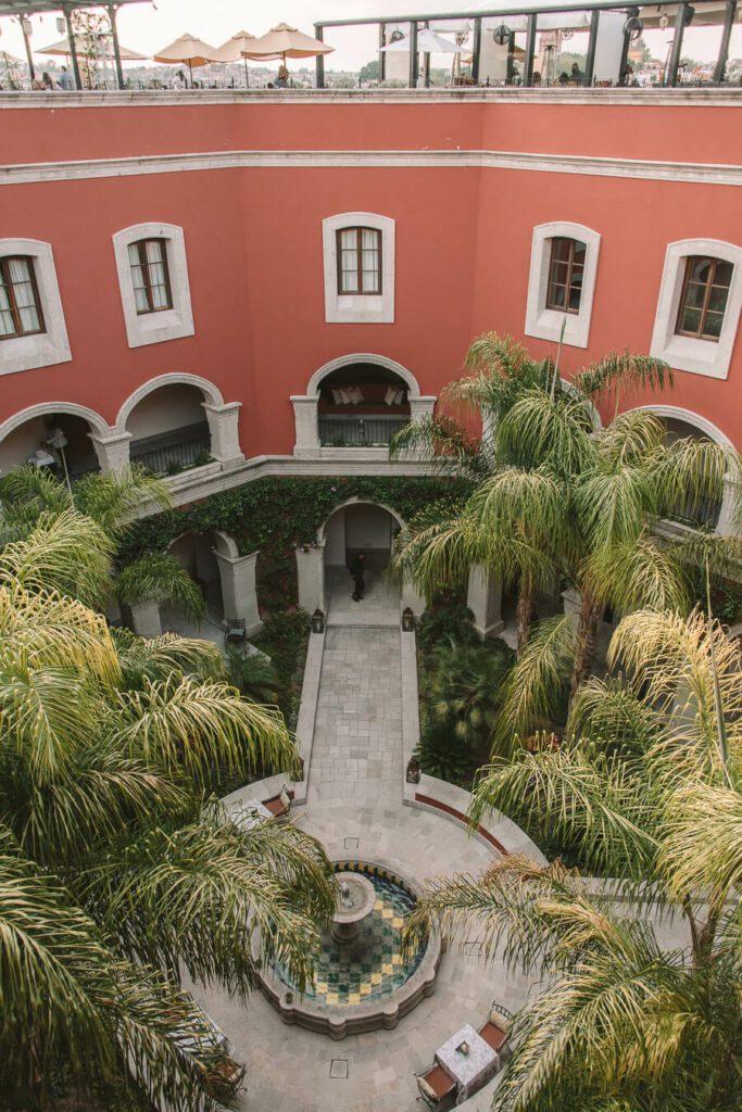 Rosewood Hotel San Miguel de Allende