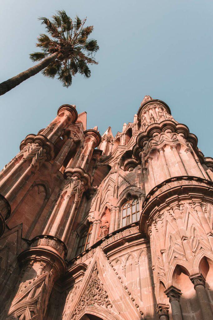 Parroquia de San Miguel Arcangel San Miguel de Allende