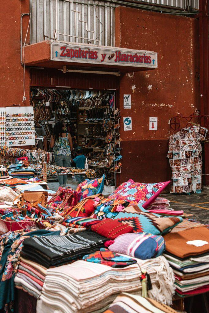 Mercado Ignacio in San Miguel de Allende