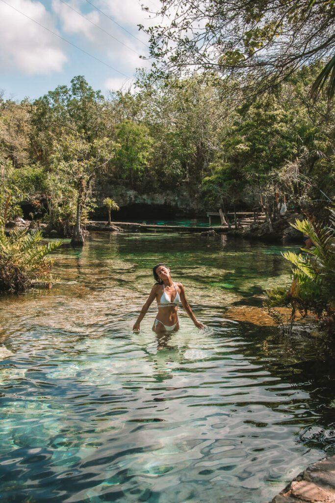 best cenotes in Tulum