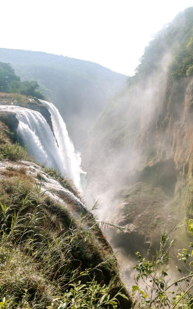 Tamul Waterfall La Huasteca Potosina