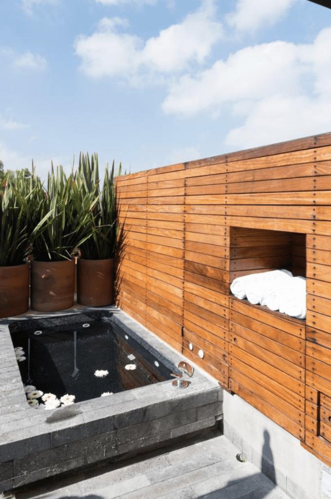 spa in hotel in Mexico