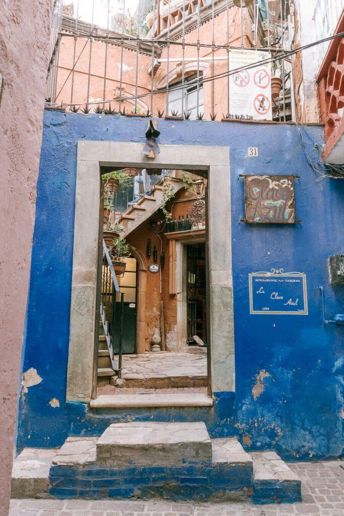 La Clave Azul Guanajuato