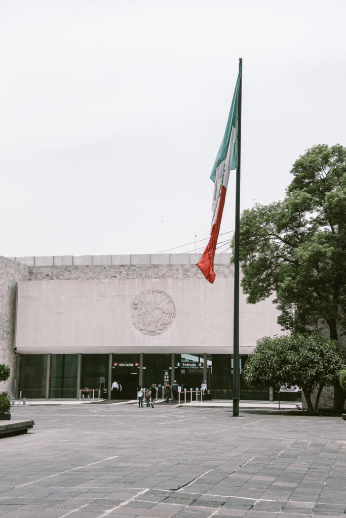 Anthropology Museum Mexico City