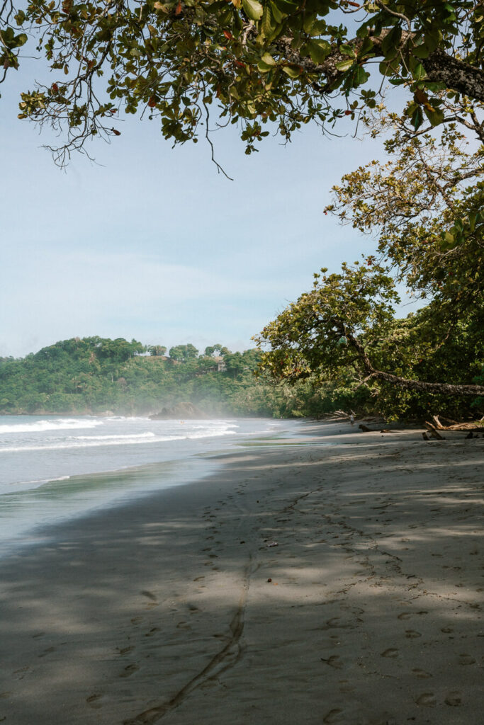 Espadilla beach Manuel Antonio Costa Rica